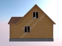 Каркасно-щитовой дом под ключ