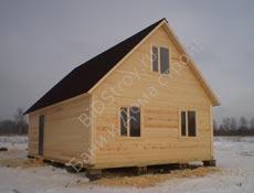 Строительство дома под ключ во Владимирской области