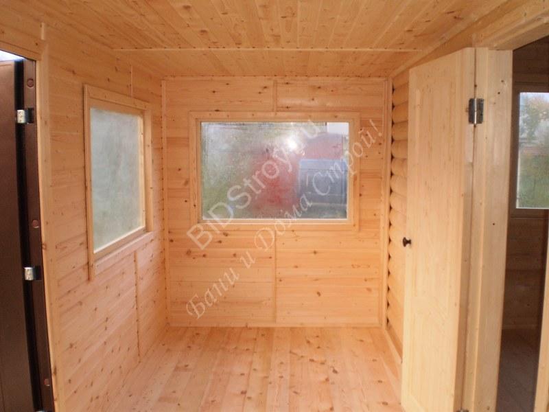 Дачный домик внутренняя отделка своими руками